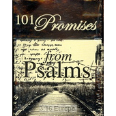 101 Promises From Psalms (50 cards)
