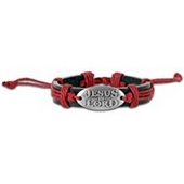 Boho Bracelet: Jesus is Lord