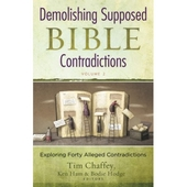 Demolishing Supposed Bible Contradictions Volume 2