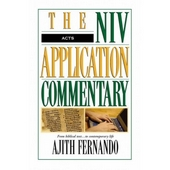Acts - NIV Application Commentary