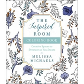Inspired Room Coloring Book, The
